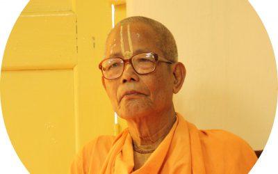 A Short Biography of Śrīla Bhakti Niketana Turyāśramī Mahārāja