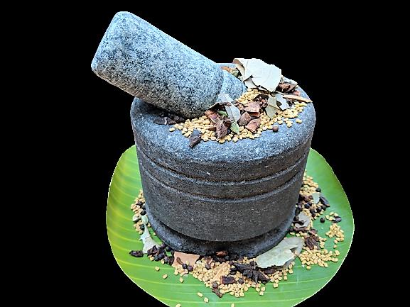 Durvāsā Ṛṣi Blesses Śrīmatī Rādhikā with Expertise in Cooking