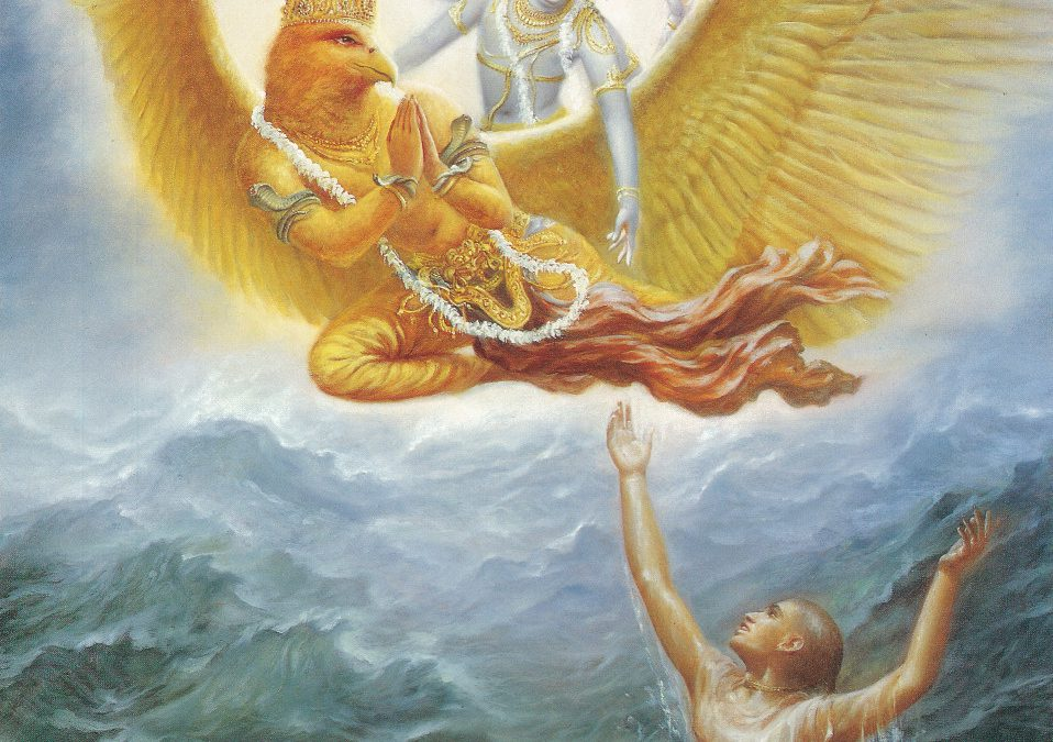 Four kinds of people perform bhakti
